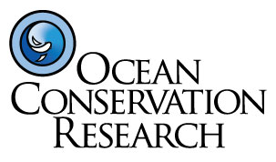Ocean Conservation Research Retina Logo
