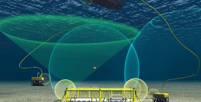 Underwater Communication Signals