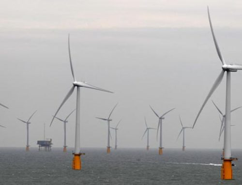 Offshore Energy: Wind and Tidal Swings