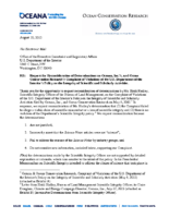 20150810_Request for Reconsideration of Determinations on Complaint of Violations of the U S  Dept of the Interior's Policy on the Integrity of Scient