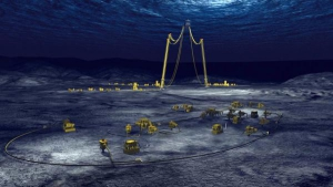 Pazflor Field Layout, Subsea Processing
